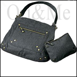 Double Stud Bag and Pouch