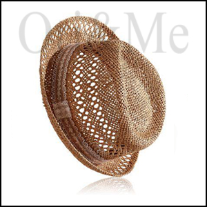 Ibiza Sophisticated Straw Hat