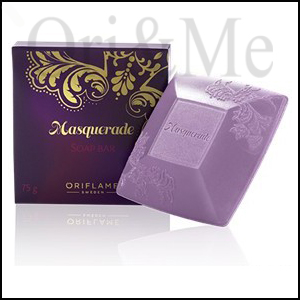 Masquerade Soap Bar
