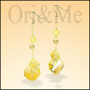 mellow-yellow-earrings