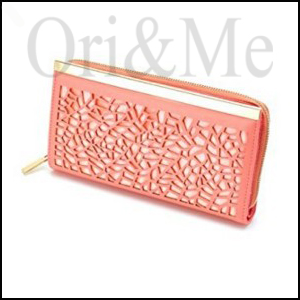 Oriflame Sweden Peach Womens Wallet