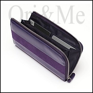 Purple Fusion Wallet
