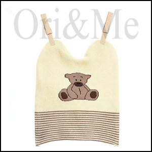 Teddy Bear Baby Hat