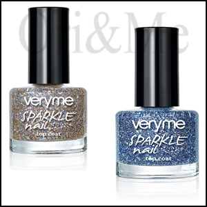 Very Me Sparkle Nail Top Coat