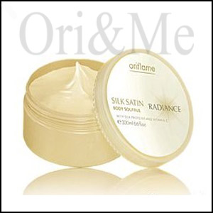 Silk Satin Radiance Body Soufflé