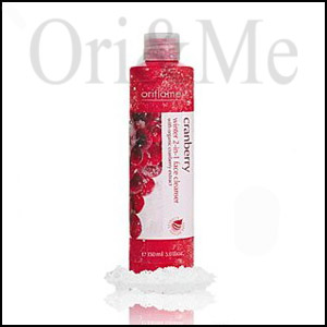 Cranberry Winter 2-in-1 Cleanser