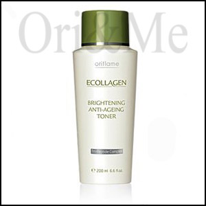 Ecollagen Brightening Anti-Ageing Toner 35+