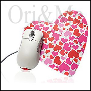 Cupid Mouse Pad