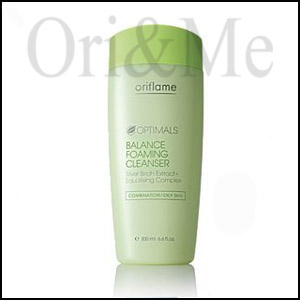 Optimals Balance Foaming Cleanser