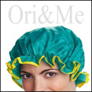 Discover Borneo Shower Cap