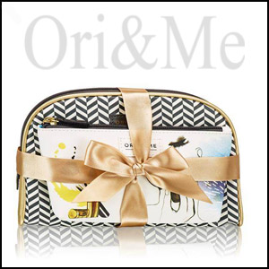Celebration Cosmetic Bag Gift Set