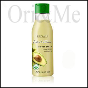 Love Nature Shower Cream Softening Avocado