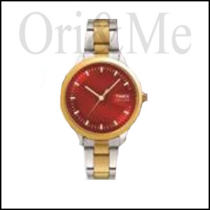 Fashion Two Tone Watch for Women