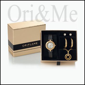 Gratitude Deluxe Watch and Jewellery set
