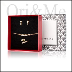 Elegance Jewellery Set
