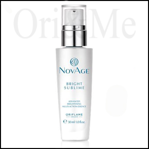 Novage Bright Sublime Advanced Brightening Multi-action Essence 25+
