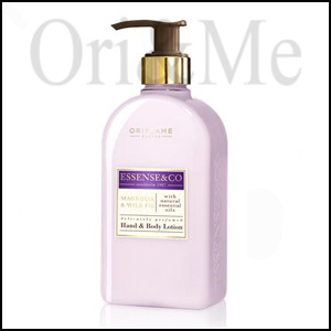 Magnolia & Wild Fig Hand & Body Lotion