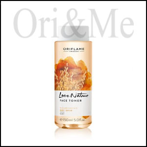 Love Nature Mild & Nourishing Toner Oat