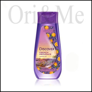 Discover French Provence Shower Gel