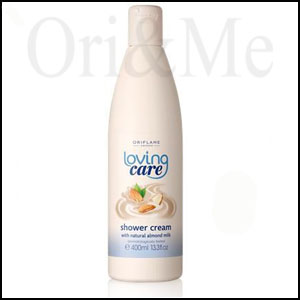 Loving Care Shower Cream