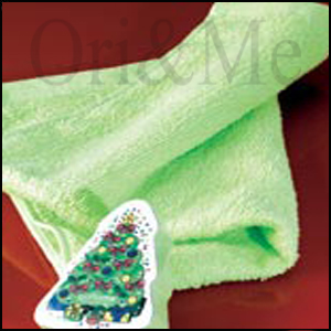Christmas Pressed Towel