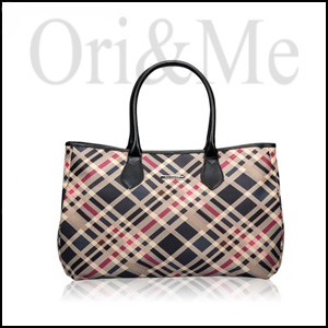 Tartan Weekend Bag