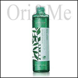 Tea Tree Purifying Wash & Tone Gel