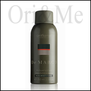 De Marco Antiperspirant Deodorant Spray