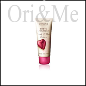 White Chocolate Hand & Nail Cream