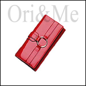 Stylish Red Wallet