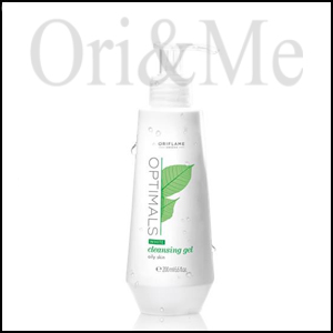 Optimals Whitening Cleanser – Oily Skin