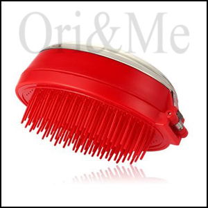 3-in-1 Detangling Hair Brush