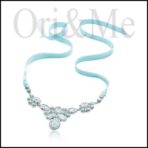 Icecandy Ribbon Necklace