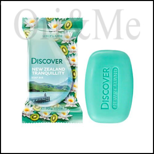 Discover New Zealand Tranquillity Soap Bar