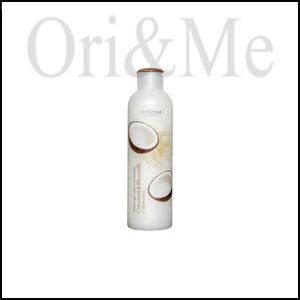 Shower Gel with moisturising Coconut & Rice Milk