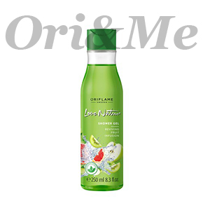 LOVE NATURE Shower Gel Reviving Fruit Infusion