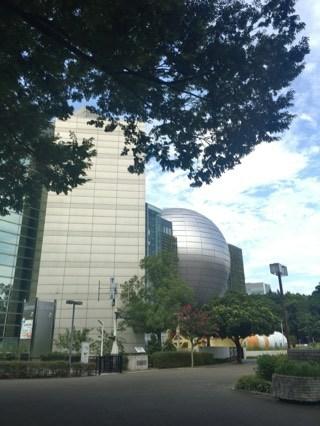 名古屋市科学館のプラネタリウム、ブラザーアース
