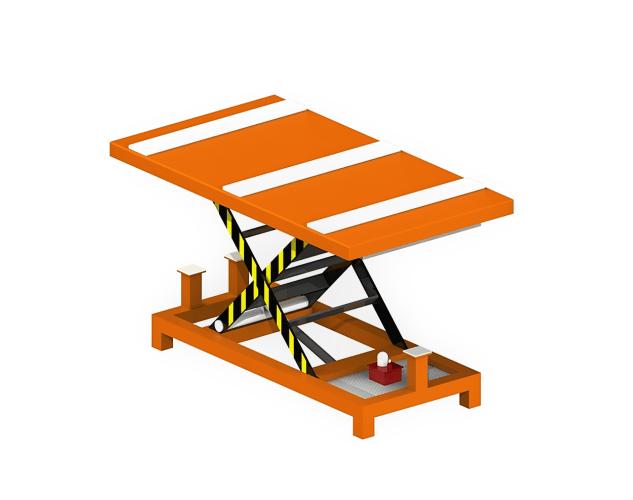 Table élevatrice