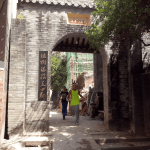 Traditional walled village near Guangzhou-min