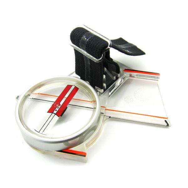 Str8 Kompakt orienteering compass