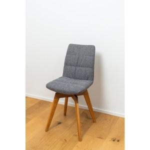 tool Woody, tammepuidust jalgadega tool, kangaga tool, keerlev tool