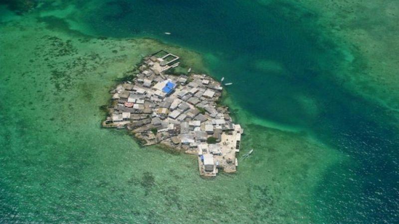 تعرف على أكثر جزيرة ازدحاما بالسكان في العالم