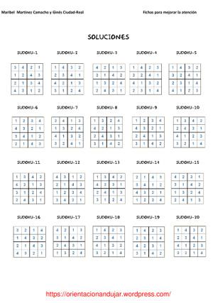 sudoku-4x4-soluciones
