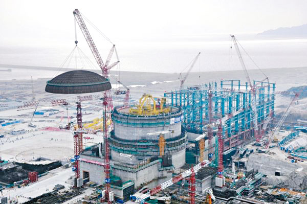 法通報同款反應堆出問題 臺山核電廠危險 - 東方日報