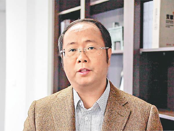 黃向墨促澳兩黨回水1500萬 - 東方日報