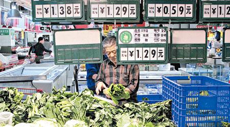 內地通脹放緩 幣策料續寬鬆 - 東方日報