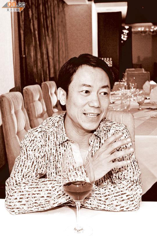 Ricky Cheung x Tony Cheng論盡西菜 - 東方日報