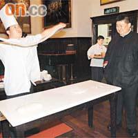 中環出更:李大壯遊中國會尋找回憶 - 東方日報