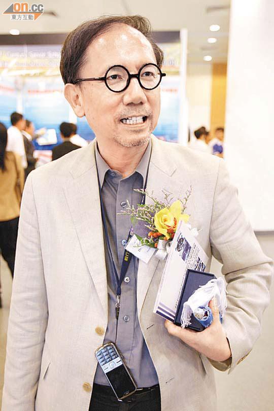 政情:勞永樂玩轉聯校科學展 - 東方日報