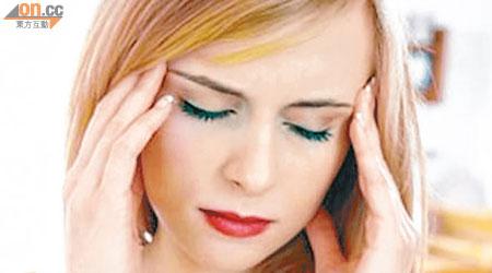 孕婦頭痛恐患致盲隱疾 - 東方日報